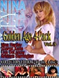 Golden Age 4-Pack Vol.3 presents: Nina Hartley, Sharon Kane, Lisa DeLeeuw and Kristara Barrington