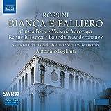 Bianca e Falliero, Act I: Della rosa il bel vermiglio