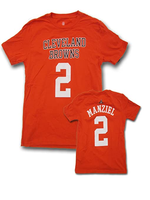 ... 50% off image unavailable. image not available for. color outerstuff johnny  manziel cleveland 275a382f5