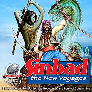 Sinbad: The New Voyages, Volume 5 Audiobook