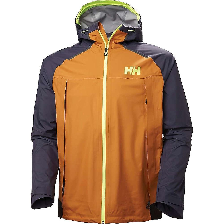ヘリーハンセン アウター ジャケットブルゾン Helly Hansen Men's Odin 9 Worlds Jacket Cinnamon [並行輸入品] B07B4SCH9B XL