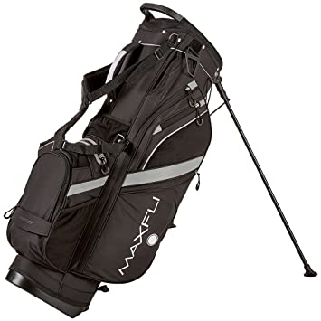 Maxfli Honors Stand Golf Bag (Black)