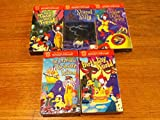 The Wacky Adventures of Ronald McDonald Collection; 5 titles (Scared Silly***The Legend of Grimace Island***The Visitors from Outer Space***Birthday World***Have Time, Will Travel)