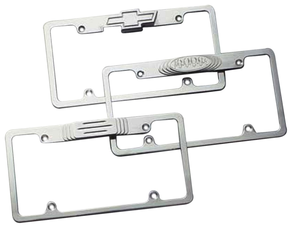 All Sales 84015TLP License Frame with Tag Lights ALS:84015TLP