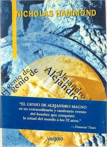 GENIO DE ALEJANDRO MAGNO  EL