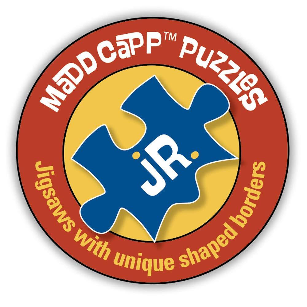 Multicolor Madd Capp Lil Sloth Puzzle