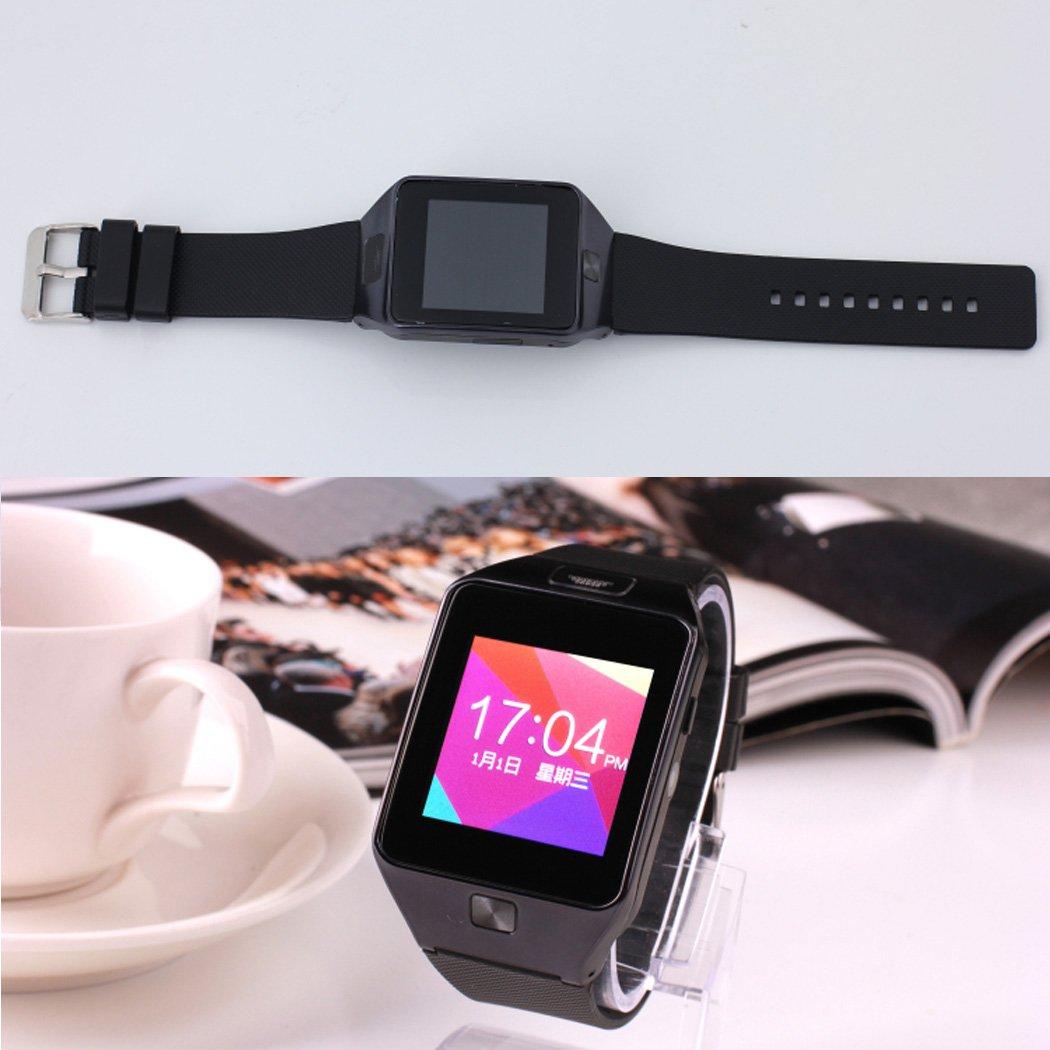 Netspower Z20 Bluetooth 3.0 SmartWatch fitness Actividad Rastreador de la pantalla táctil de 1,54 pulgadas de la cámara 1.3 millones de píxeles con ...
