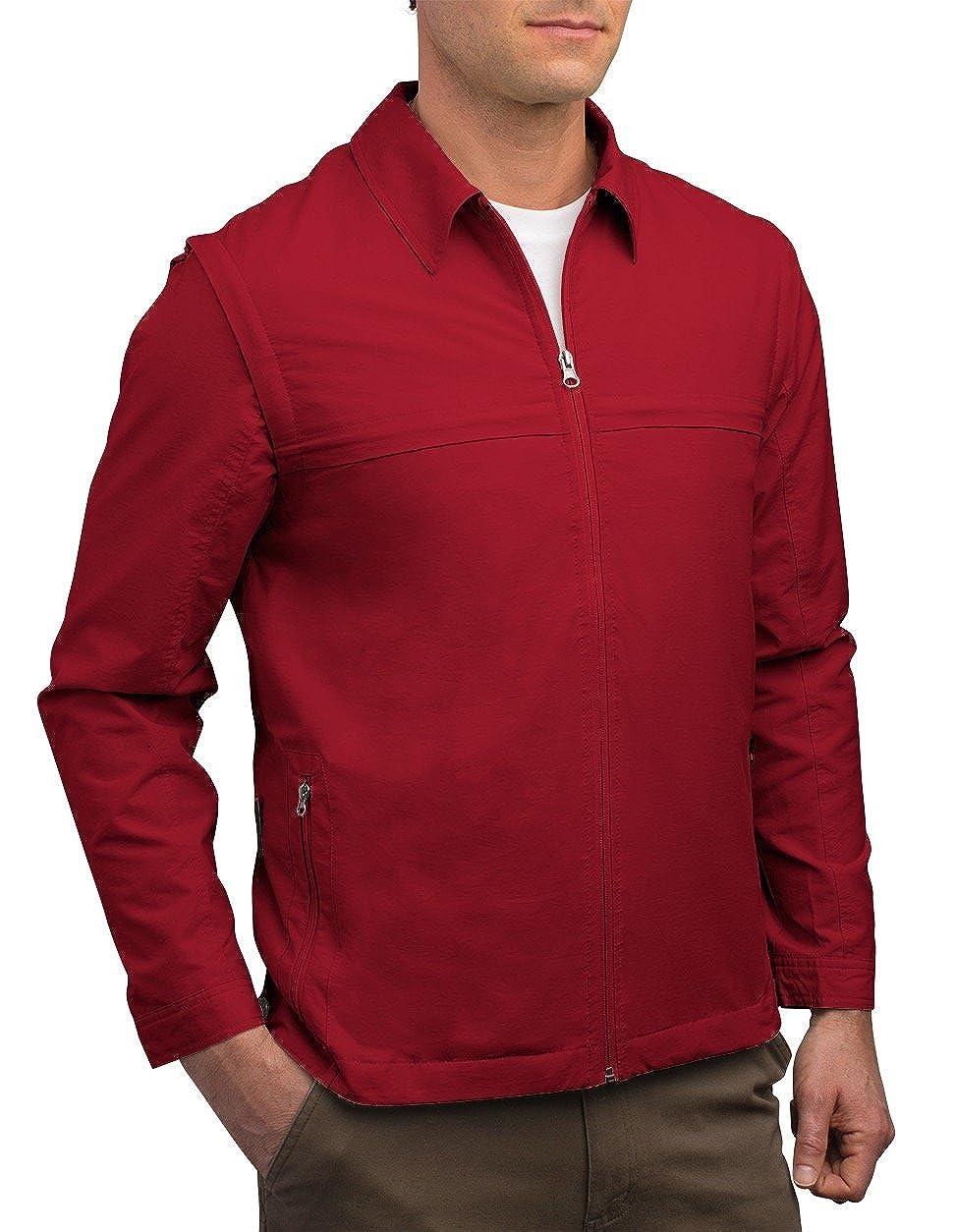Men's SCOTTeVEST Jacket - 25 Pockets - Travel Clothing