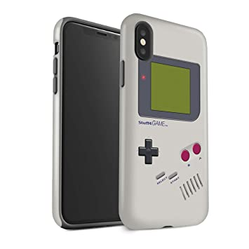 coque jeu gameboy iphone x
