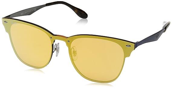 Ray-Ban Unisex RB3576N Wayfarer Flat Sunglasses