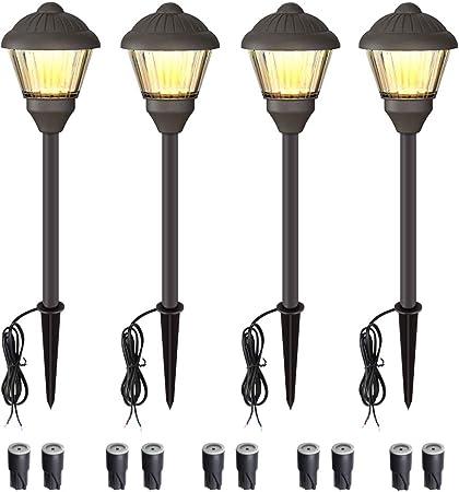 Amazon Com Volisun Low Voltage Landscape Lights Electric 12v