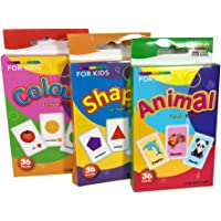 Flash Cards 3-Pack-Reading