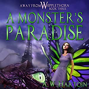 A Monster's Paradise Audiobook