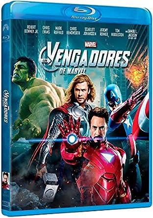 Los Vengadores [Blu-ray]: Amazon.es: Robert Downey Jr, Chris Evans ...