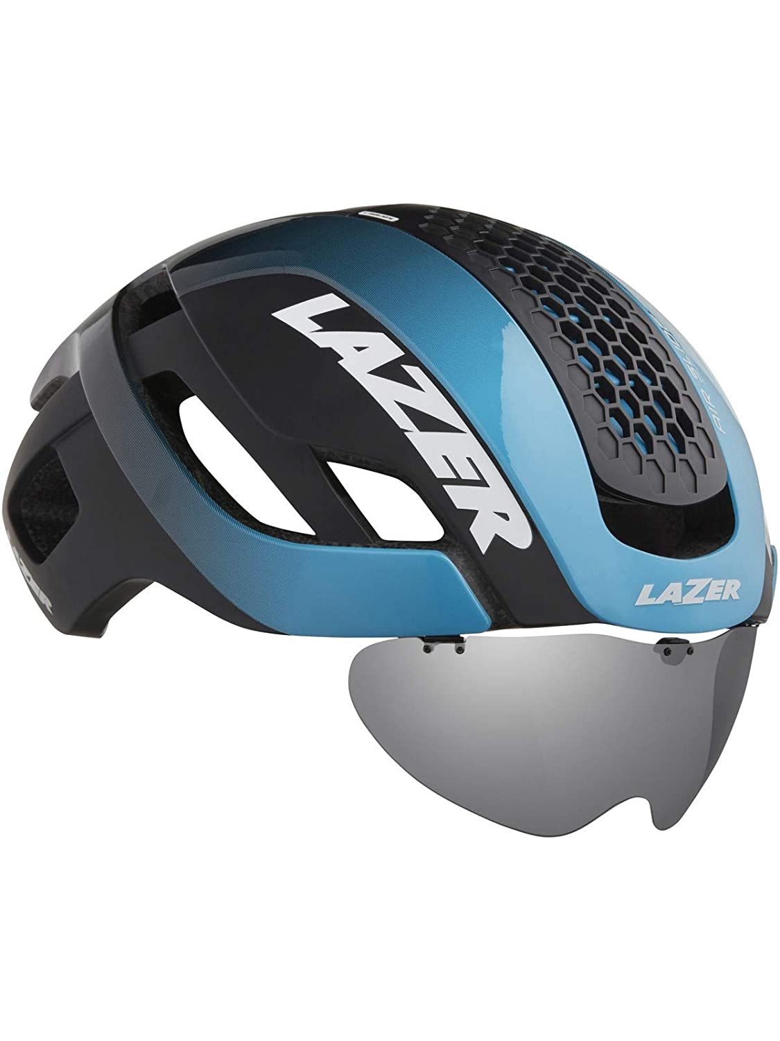 Small Lazer blueeeBlack Bullet 2.0 Cycling Helmet