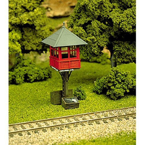 Elevated Gate Tower Kit HO Scale Atlas Trains by Atlas Model ()
