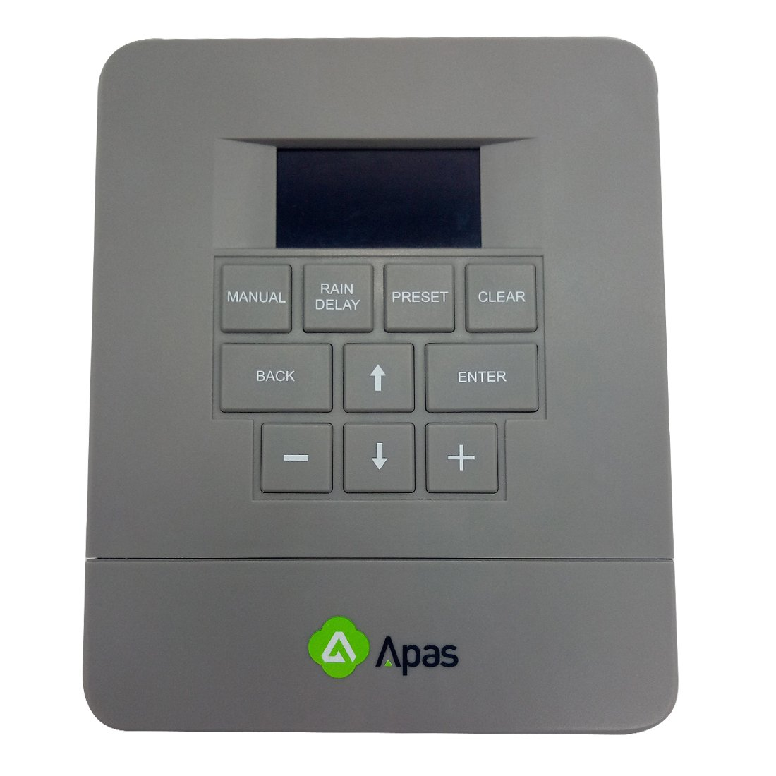 APAS WR 1101 Smart Indoor Sprinkler/Irrigation System Timer/Controller, 4-Zone/Station