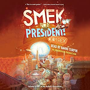 Smek for President! Audiobook
