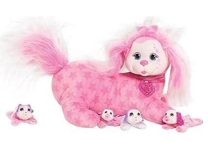 Amazon.com: Just Play Cachorro Sorpresa felpa, Kara: Toys ...