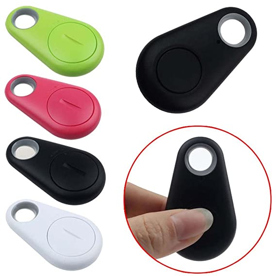 Amazon.com: Bluetooth 4.0 Phone Tracker Alarm iTag Mini ...