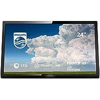 Philips 24PHS4304/12 Fernseher 60 cm (24 Zoll) LED TV (LED, Pixel Plus HD, HDMI, USB)