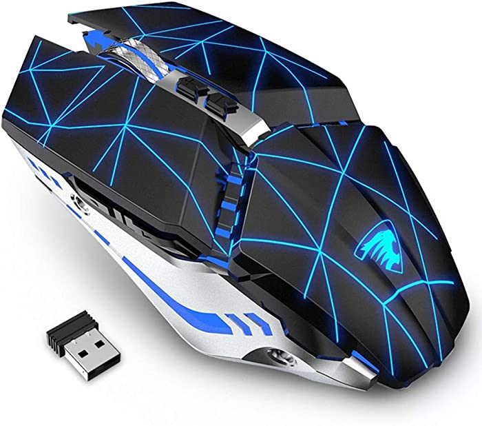 The Best Jinsun Rechargable Laptop Wireless Mouse