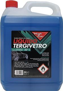 High Car líquido limpiacristales High-Car -22â ° 5L – químico Coche