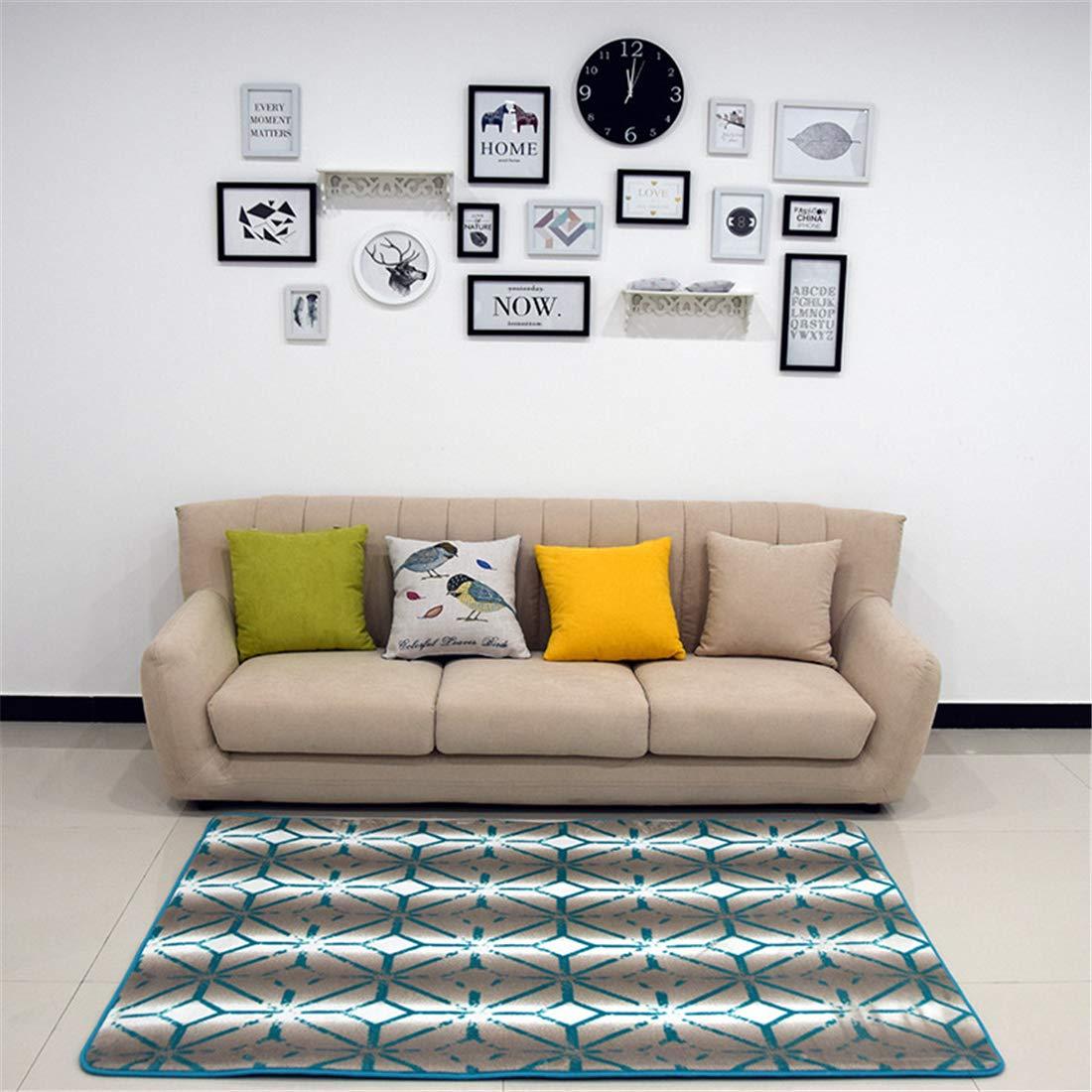ラグ グレー 120 薄 200x300cm ラグ フランネルプリントカーペット寝室用カーペットNordicリビングルームベッドサイドコーヒーテーブルカーペット 冬 絨毯 B07RJBYX75 FA05 200x300cm