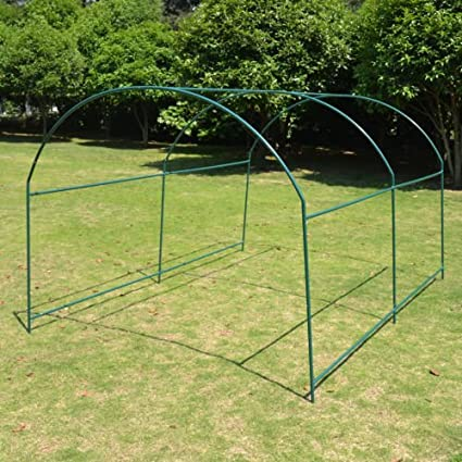 Amazon.com : STRONG CAMEL New Greenhouse Replacement Frame for 10\'X7 ...