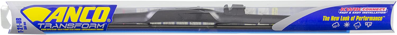 "ANCO T-21-UB Transform Hybrid Wiper Blade - 21"", (Pack of 1)"