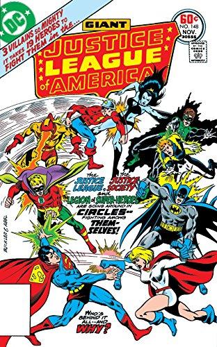 Justice League of America (1960-1987) #148