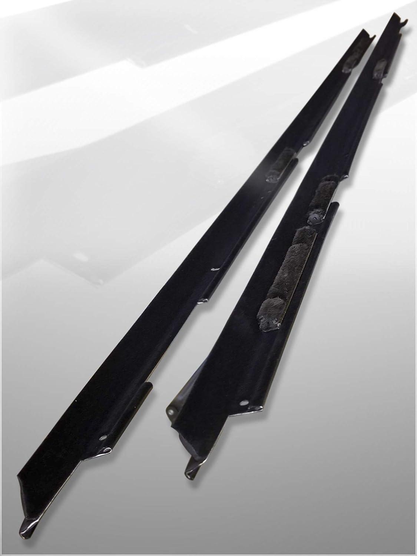 window sweep seals 1982-1992 Chevrolet Camaro inner /& outer belt line molding