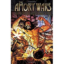 The Amory Wars: The Second Stage Turbine Blade