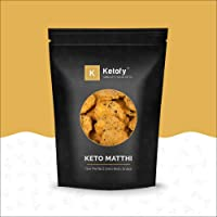 Ketofy - Keto Matthi (500g) | The Perfect Desi Keto Snack