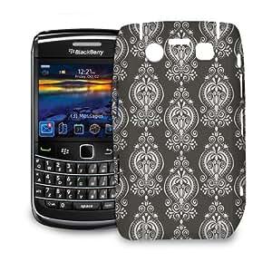 Phone Case BlackBerry Bold 9700 - Gothic Damask Hardshell Premium