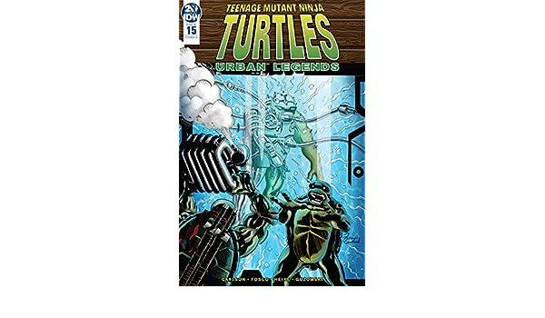 Teenage Mutant Ninja Turtles: Urban Legends #15 (English ...