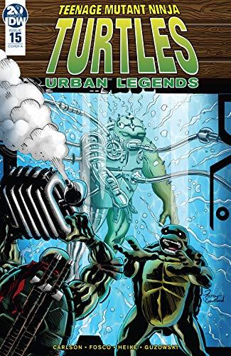 Amazon.com: Teenage Mutant Ninja Turtles: Urban Legends #15 ...