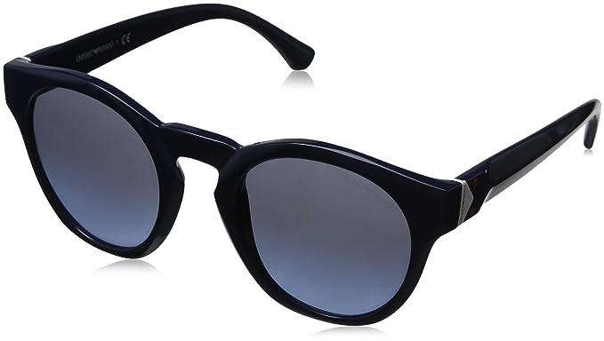 Emporio Armani 0EA4113 Gafas de sol, Blue, 51 para Mujer ...