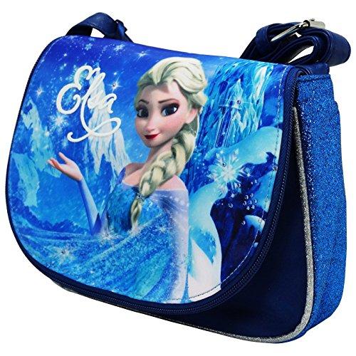 Disney Frozen Elsa Borsa per Bambina a Tracolla