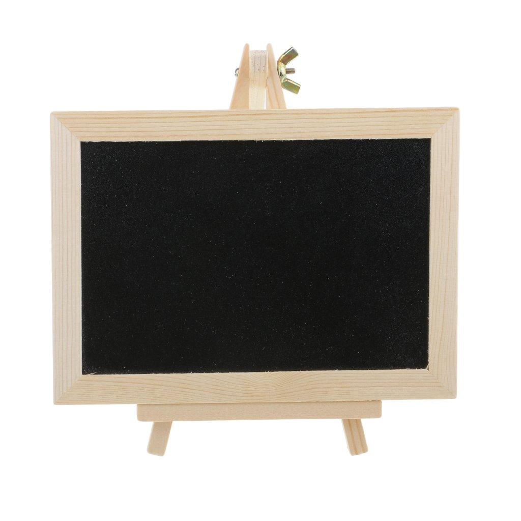 10er Set Mini Kreidetafel Schreibtafel Memotafel Tischkarten Namen Preis