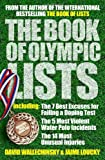 The Book of Olympic Lists, David Wallechinsky and Jaime Loucky, 1845137736