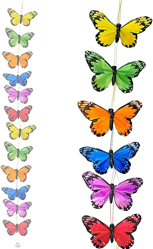 Magnificent Butterfly Garland