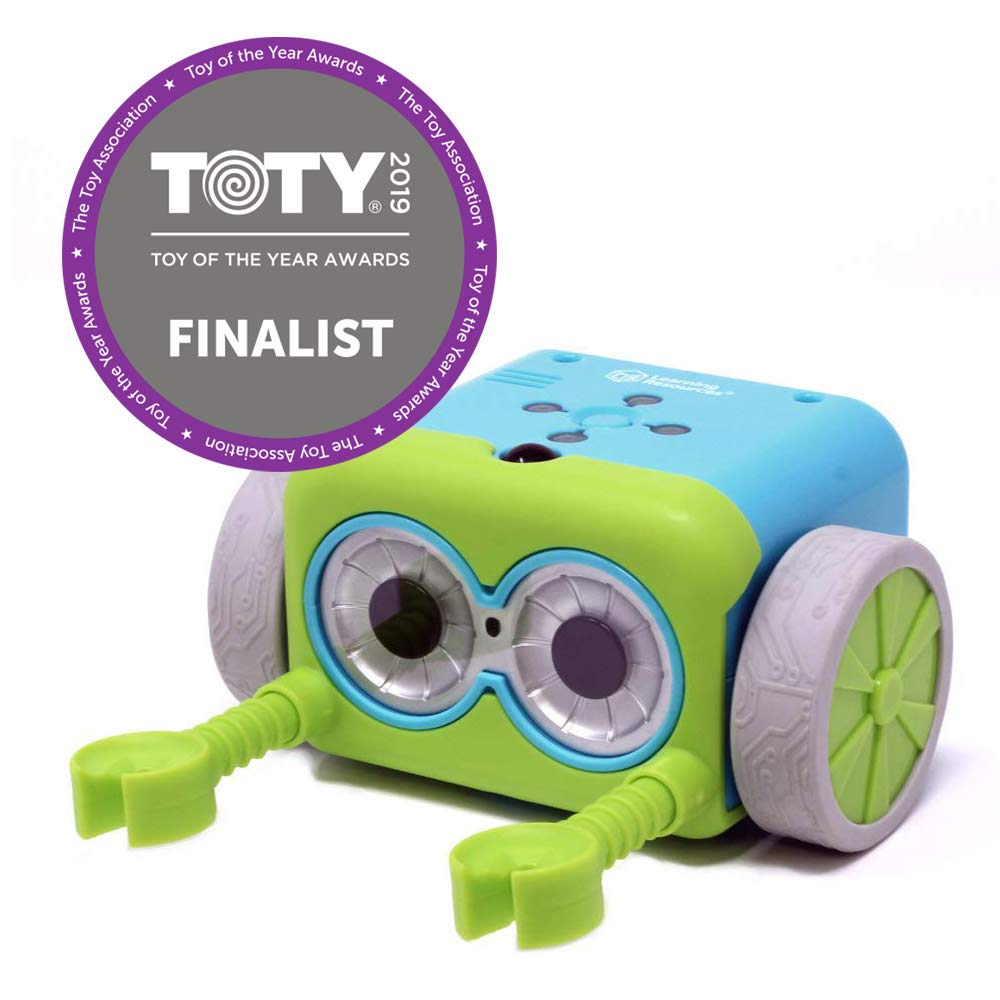Learning Resources Botley the Coding Robot Activity Set, Toy of the Year Finalist