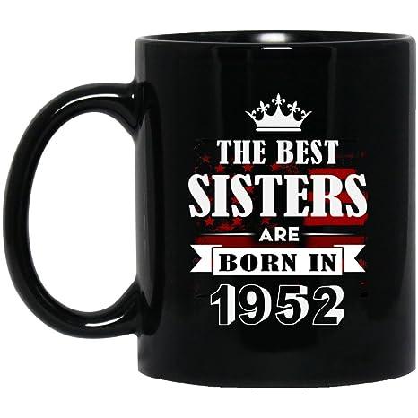 66th Birthday Mug For Sisters