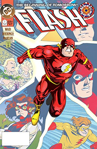 - The Flash by Mark Waid Book Four