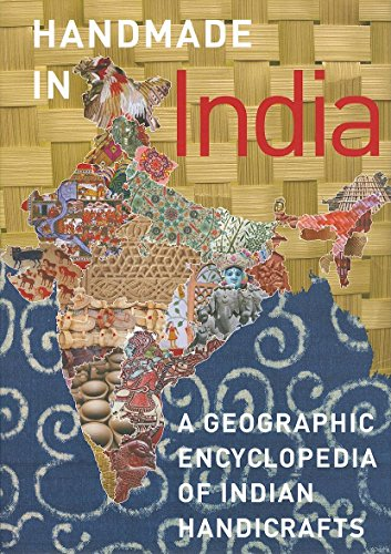 Indian Folk Art (Handmade in India: A Geographic Encyclopedia of India Handicrafts)