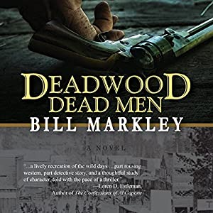 Deadwood Dead Men Audiobook