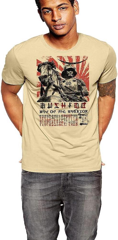 Samurai T-shirt Japanese Warrior Decapitator By Warface Apparel Inc
