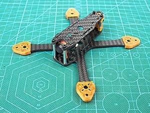 """3DPOWER POCO-135 FPV RACING TRUE X Quadcopter 3"""" Frame for babyhawk betaflight"""