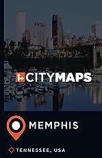 city maps memphis tennessee usa